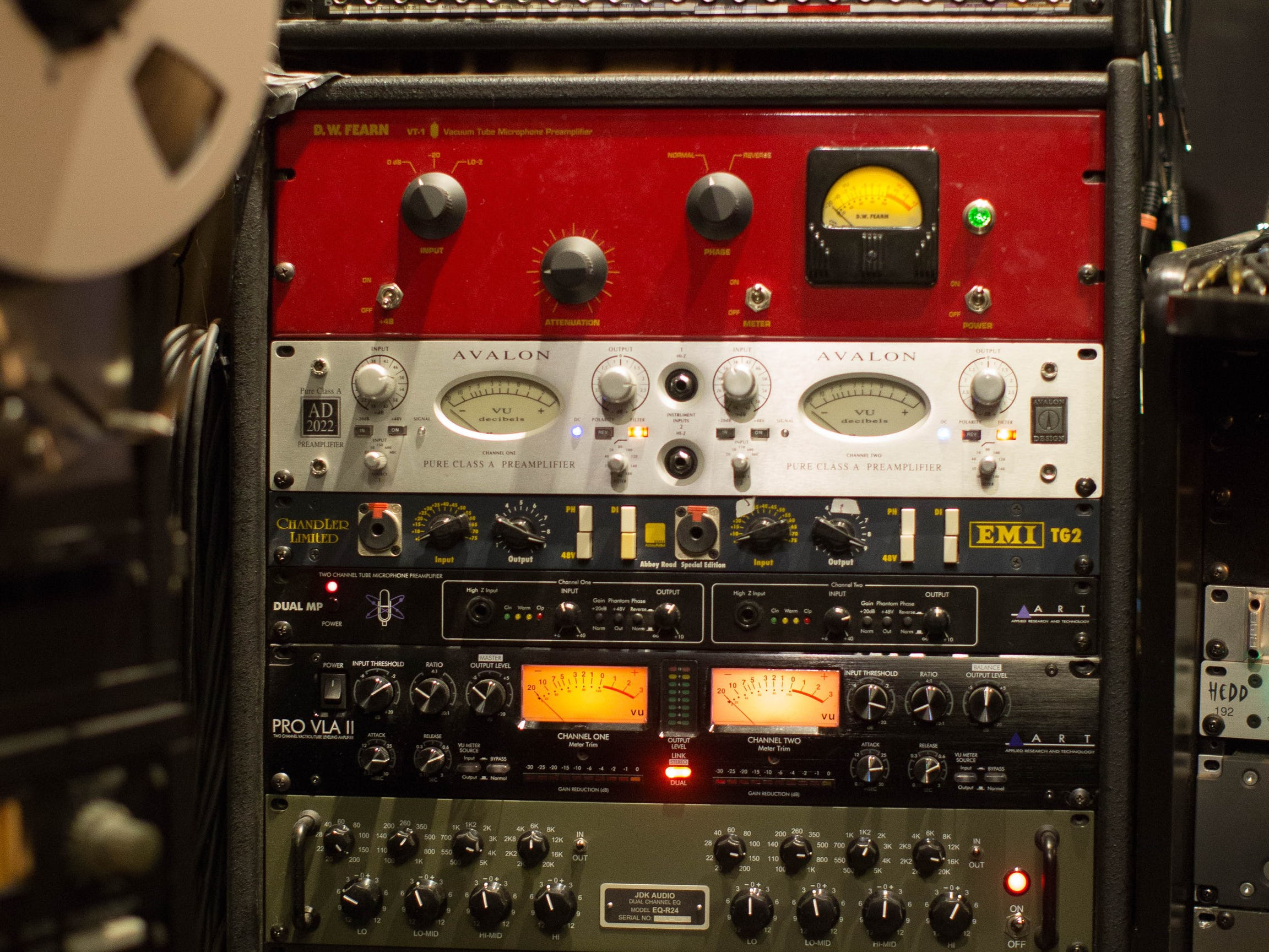 Reel Recording Is A Full Service Recording Studio In The Wedgwood Houston Neighborhood In